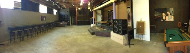 Studio C panoramic