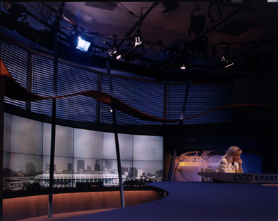 BBC News Set